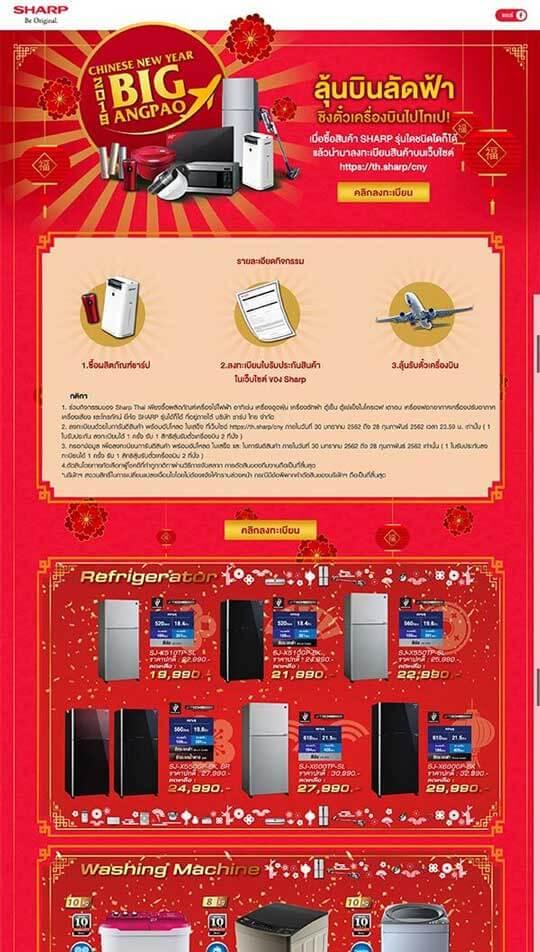 Sharp Chinese New Year Template